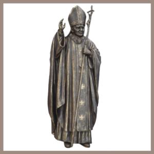 papa-juan-pablo-ii-2-mt-fibra-de-vidro-acabado-tipo-bronce