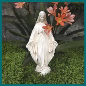 Virgen Milagrosa 42cm