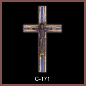 C.171 Cristo Majestad 42,5x25