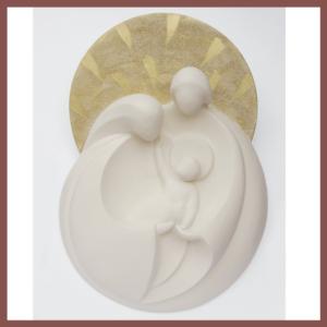 Sda. Flia Gold. marco blanco